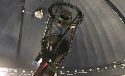 Loftis Observatory stars