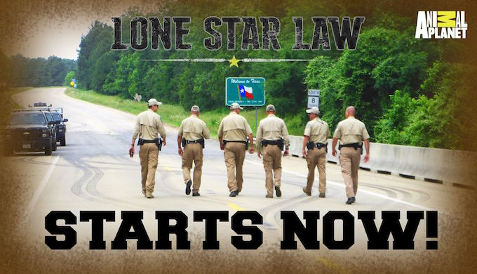 Texas Game Wardens Star in New TV Series