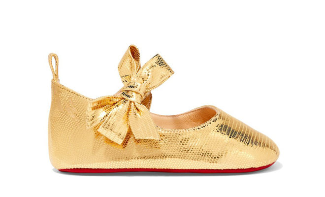 6bf0a1ab29ed Expensive Shoes By Christian Louboutin Soon To Be Made for Babies
