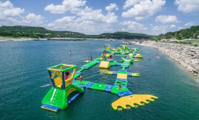 Lake Travis Waterloo Adventures is the Summer Experience Your Kids Won't Soon Forget