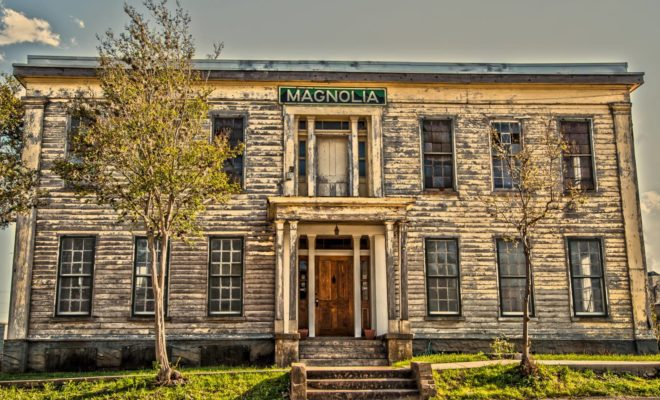 Overnight Stays Will Soon Be Available at the Haunted Magnolia Hotel