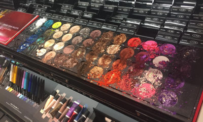Kid Plays in Makeup and Destroys Over $1,000 of Product