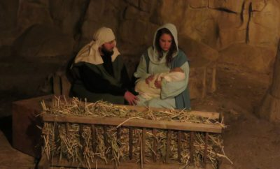 Main Street Bethlehem: Christmas Comes Alive in Burnet