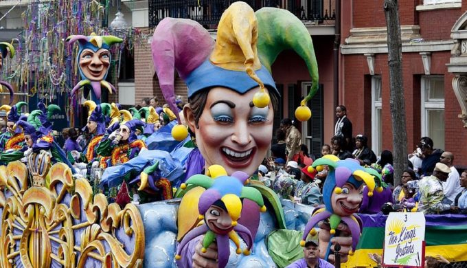 Celebrating Mardi Gras in Texas: Laissez Les Bons Temps Rouler (Let the Good Times Roll!)