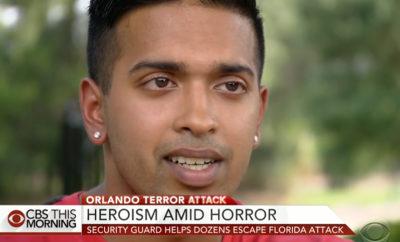 Marine Orlando shooting