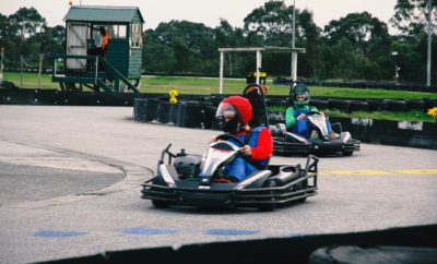 The Race is On: Live-Action Mario Go-Karting Coming to Houston