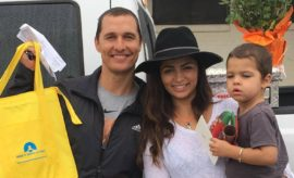 Matthew McConaughey Shares When he Knew his Wife was 'The One'