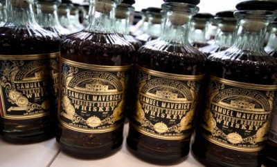 Sipping Through Texas History with Maverick Whiskey