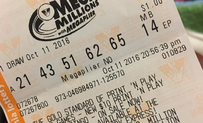 $49M Lotto Ticket Sold in North Texas