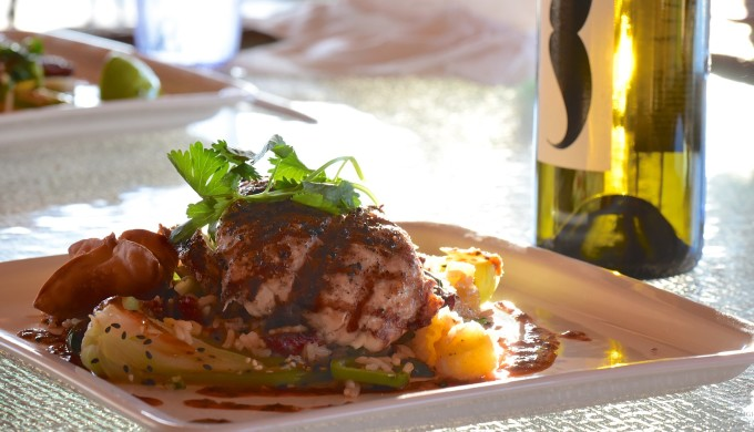 A taste of summer texas hill country wine for Argents hill country cuisine