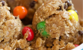 Scooped Cookie Dough is the Treat Your Momma Wouldn't Let You Have
