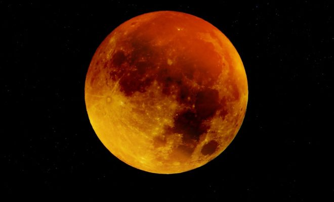 Howling at the Wolf Moon: Rare Super Blood Moon to Take Place