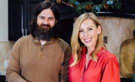 Jep & Jessica Robertson Move to Texas: Making Healthy Shepherds Pie