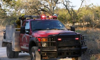 Mountain Home Volunteer Fire Department Brush Truck Shooting Arson Deadly
