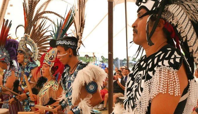 native american drummers