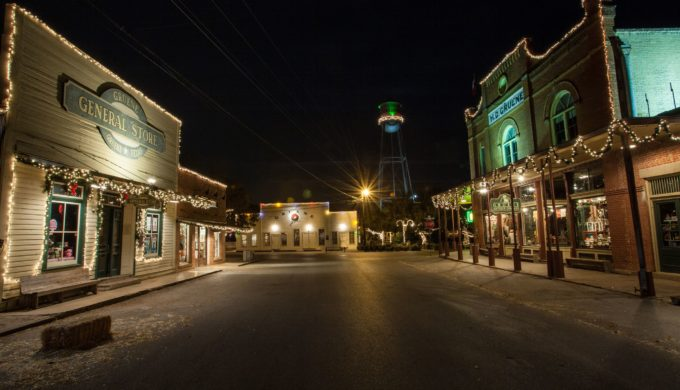 Historic Gruene: Where Christmas Magic Meets Hill Country Fun