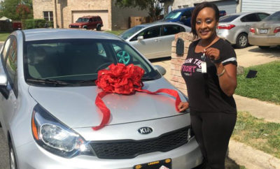 Texas Couponing Mom Receives New Car After All of Her Harvey Relief Efforts