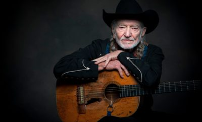 Willie Nelson Headlines Outlaws & Legends Music Fest in Abilene