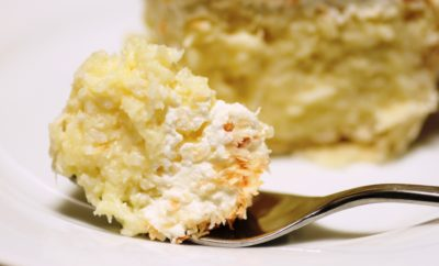 No-bake Pineapple Coconut Pie Pineapple Pie