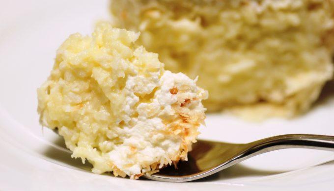 No-bake Pineapple Coconut Pie Pineapple Pie