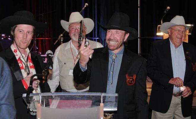 Texas Jack: Walk in a Greenhorn, Walk Out a True Texas Pistolero