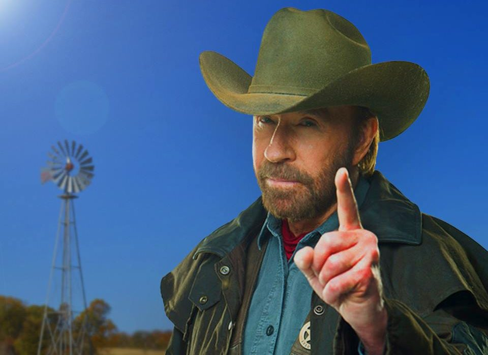 Chuck Norris Hosting 5K That Could Set Chuck Norris Look ...