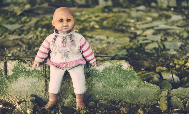 The Gruesome History Behind Baby Head Cemetery