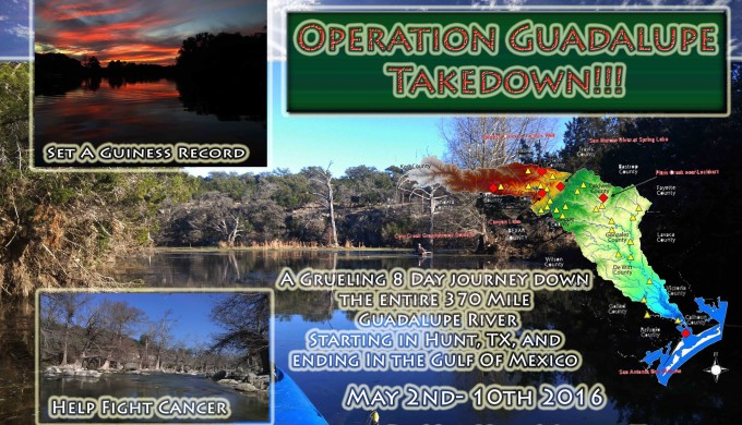 Operation Guadalupe Takedown Flyer