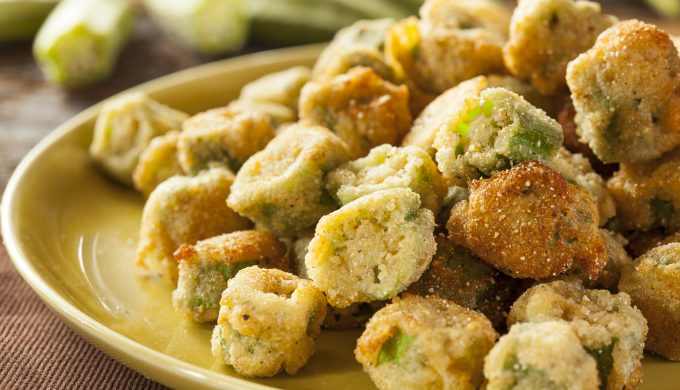 Making Fried Okra: Deep-Fried, Oven-Fried, Stir-Fried, It's All Good!