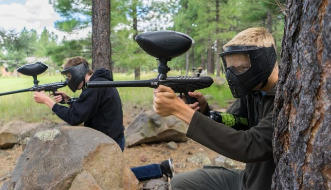 3 Texas Hill Country Paintball Experiences That Will Leave You Splattered
