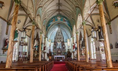 Historic Painted Churches of the Texas Hill Country