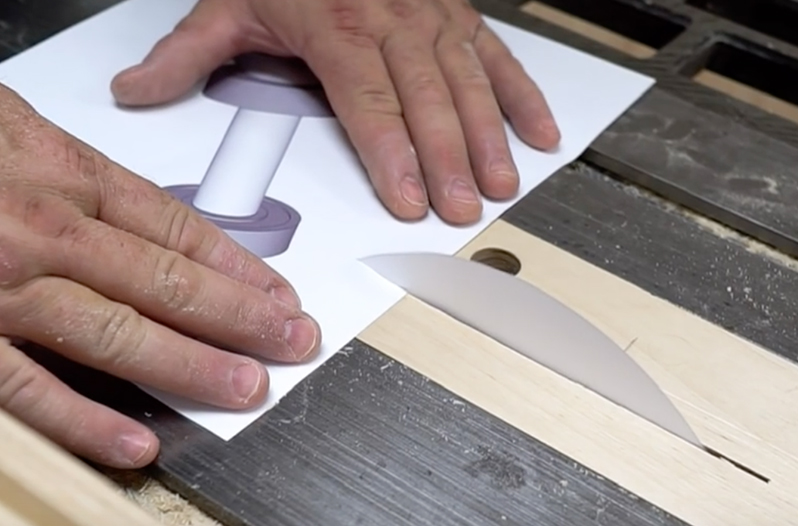 Cutting A Piece Of Paper : Youtuber manages to cut wood with a regular piece of paper