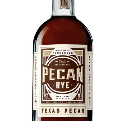 This New Pecan Rye Whiskey Features Ingredients From San Saba