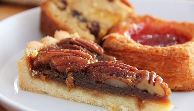 Old-Fashioned Pecan Pie is as Easy on the Eyes as it is to Make