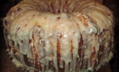 Indulge in Texas Pecan Pie Pound Cake