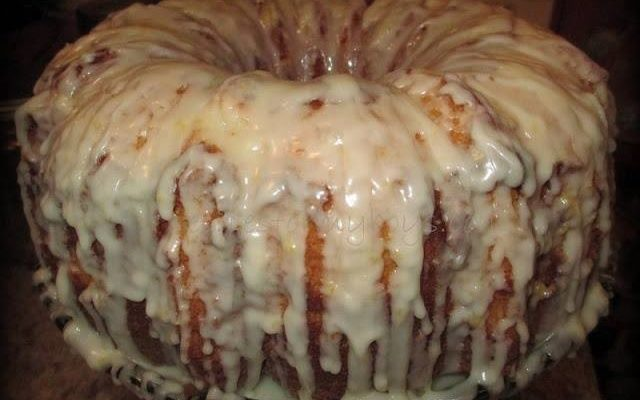Dean S Cream Cheese Pound Cake