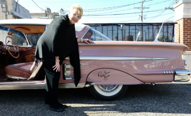 RIP Peggy Sue Gerron, the Subject of Buddy Holly's Classic Song