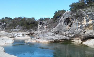 Pedernals Falls