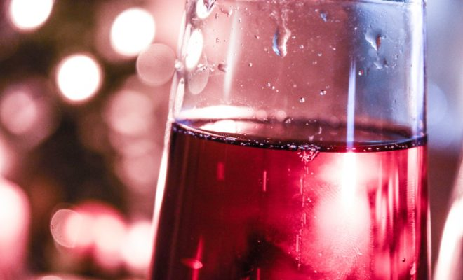 Cinnamon Candy Apple is a Holiday-Worthy Toasting Drink