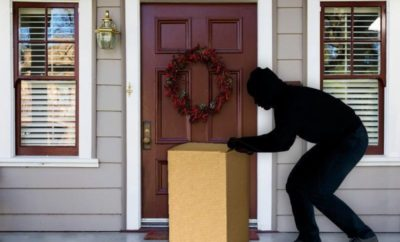 Porch Pirates: New Texas Law Makes It a Felony to Steal Packages