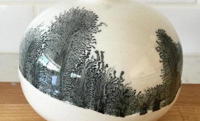 mocha technique pottery