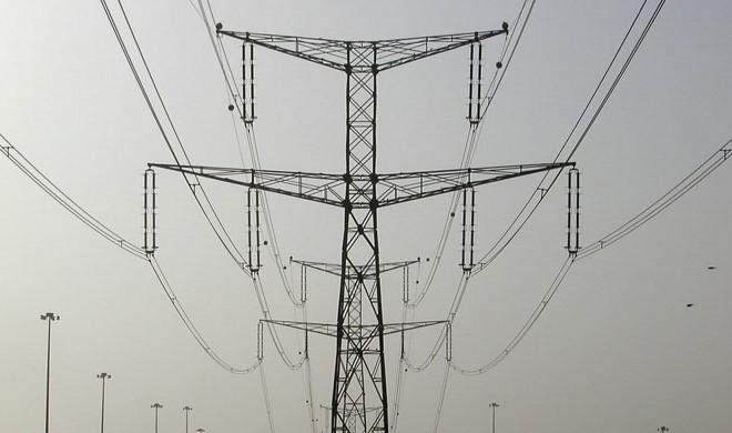 Fredericksburg Power Line