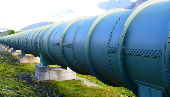 95-Mile Water Pipeline Project In Development for Central and South Texas