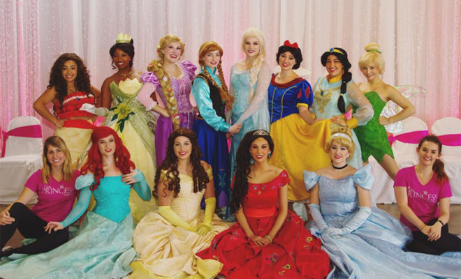 Princesses Are Coming To San Antonio At The Fairytale Ball
