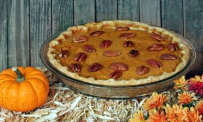 Scrumptious Pecan and Sweet Potato Pie