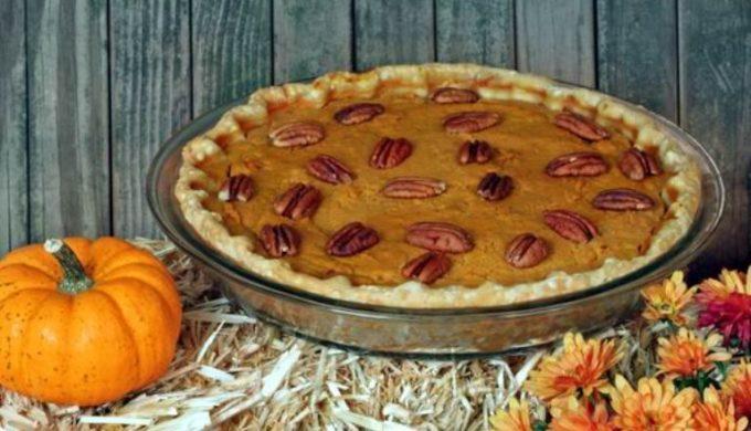 Scrumptious Pecan and Sweet Potato Pie