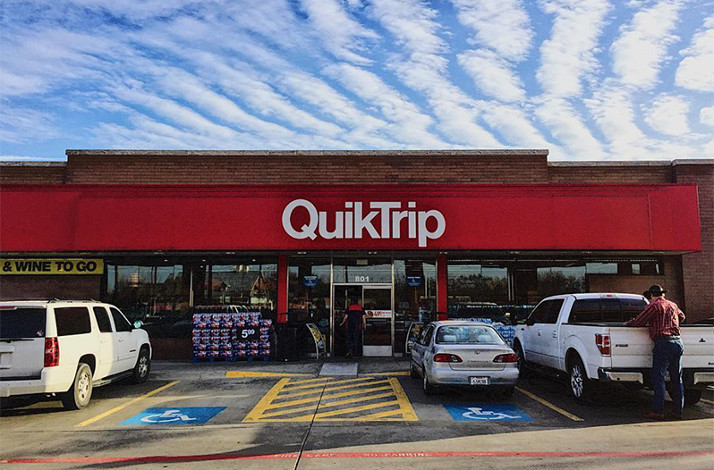 Qt Takes Top Spot In Best Texas Gas Station Bathroom List