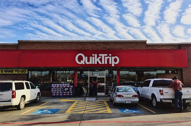 QT Takes Top Spot in Best Texas Gas Station Bathroom List