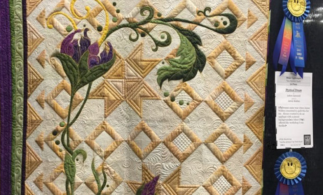 Intricate Quilts Worth $125K Stolen Before Houston Quilt Show : houston quilting show - Adamdwight.com