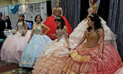 Quince Expo Held in Houston for Quinceañera Inspiration
